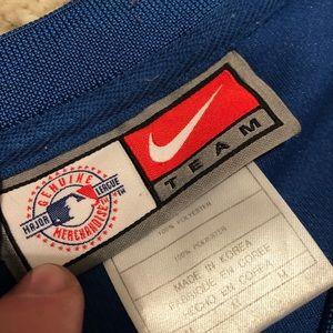 Vintage 1990's Chicago Cubs Nike Jersey